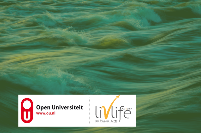 Psychologie van de organisatieverandering, Samenwerking open universiteit en Livlife