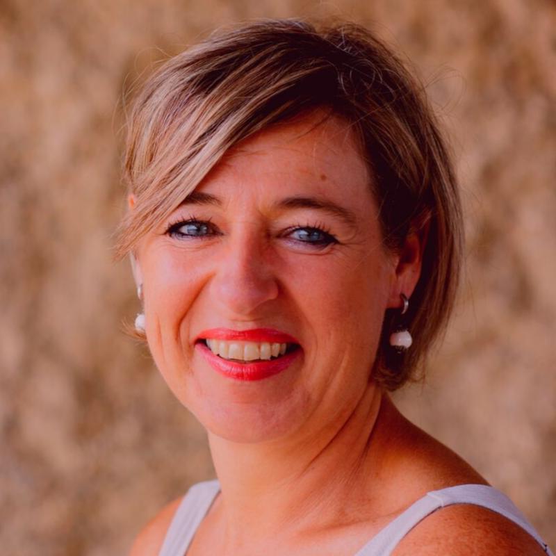 Lucille Kissels trainer business ontwikkelaar